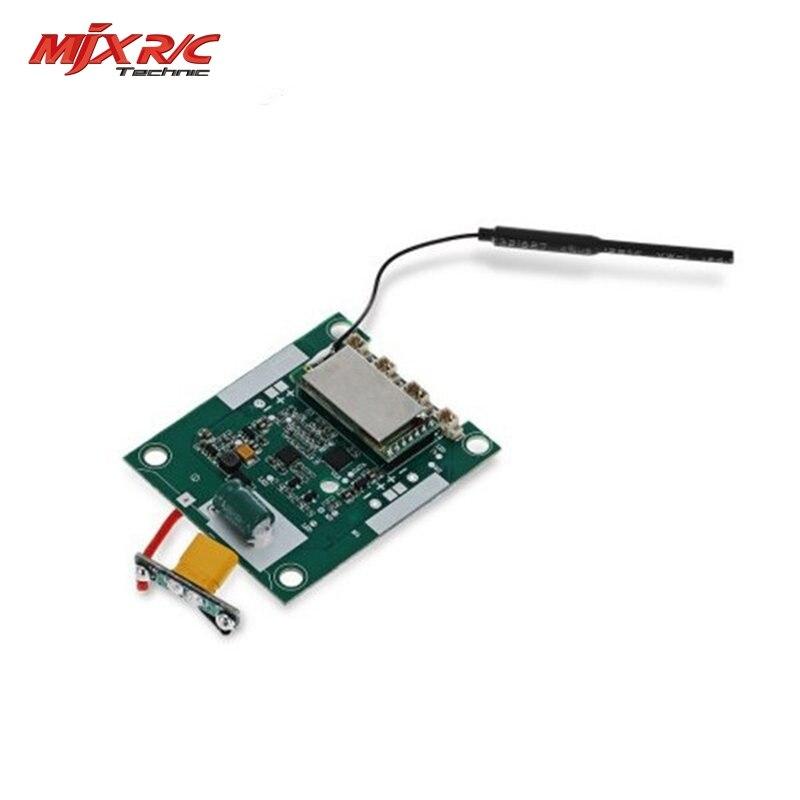 Original MJX Bugs 3 RC Quadcopter Spare Parts Receiver Board Module for Camera Drone Accessories Accs Part