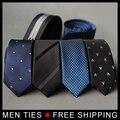 22 estilos Para Hombre Corbatas de Boda Lazos Paisley Vintage Floral corbatas corbata de Los Hombres para el Novio Gravata Delgada 5 cm de ancho
