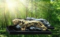 Car luxury ornaments , Car interior decoration, automobile interior leopard jewel Ornaments ,