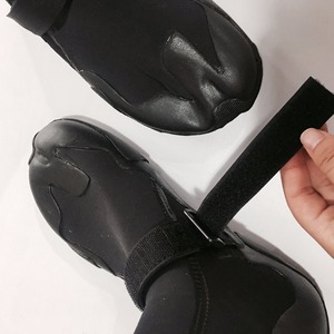 Image 5 - Neoprene Boots 3mm CR Rubber Shoes Surfing Diving Shoes