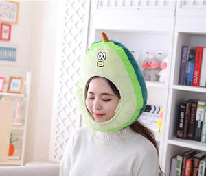 Cool Cartoon party hat toys for boys girl indoor toys gift Avocado