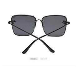 GUANGDU nowe Okulary Cat Eye kobiety óculos metalowe Okulary Przeciws Oneczne Okulary damskie Okulary przeciwsłoneczne UV400 luneta soleil femme 5