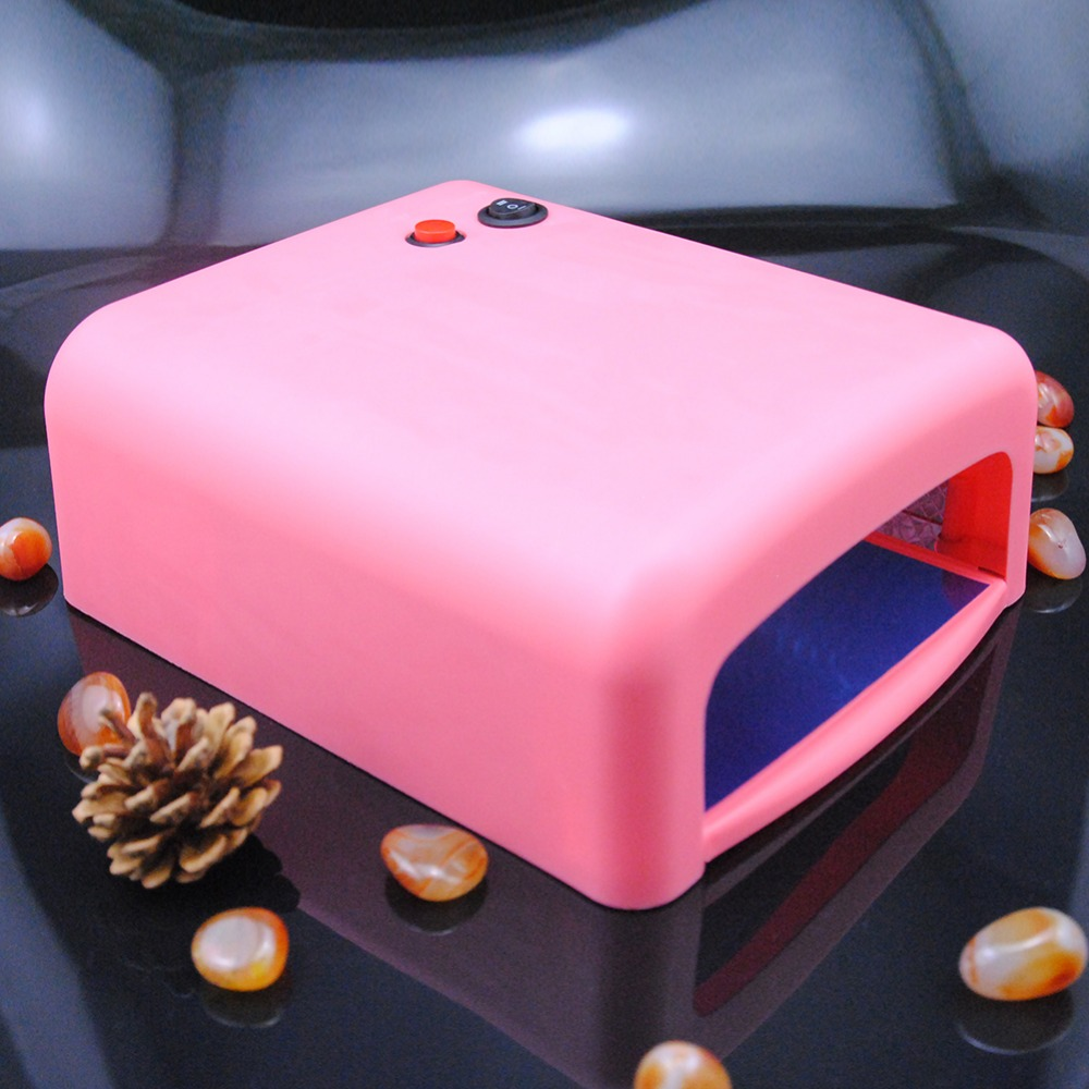 Professional 36W Nail Dryer UV Lamp for Nail Gel Polishes Vanish Curing Light Electric Manicure Machine 120s Timer Nail Art Tool