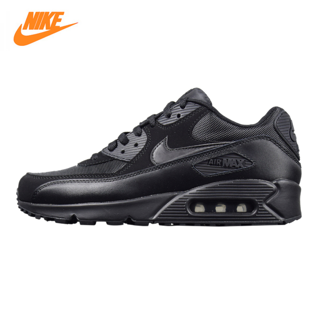 huge discount 4356d 454c6 ... italy nike air max 90 essential mens running shoes outdoor sneakers  shoesblack breathable f5a7a 4be35