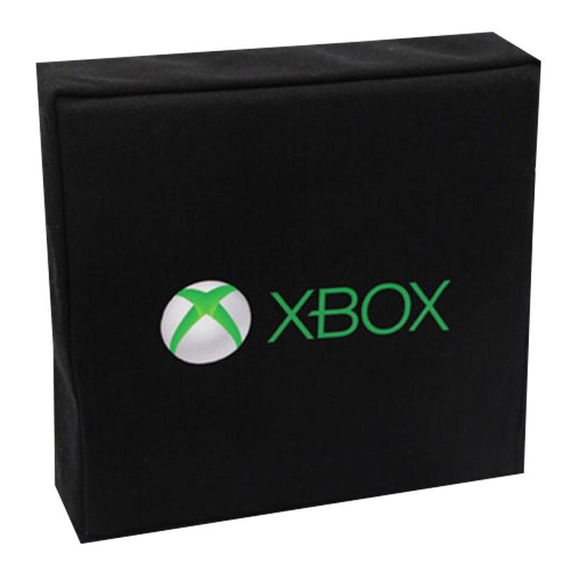Nova capa à prova de poeira para xbox um s x anti-risco impermeável à prova de poeira caso para xbox um console de jogo fino