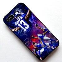 #11276 Odell Beckham Jr una mano de captura de fútbol deportes obj caso cubierta, para el iPhone de Apple 4S 5 5S se 5C 6 6 s 6 más 6 s más