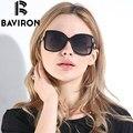 BAVIRON Marca Mariposa gafas de Sol Estilo Mujer HD Lente Polarizada Gafas de Sol Clásicas Diseñador UV400 Gafas de Alta Calidad 2804