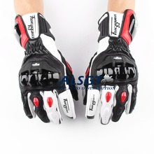 Free shipping Top Brand GP PRO Motorcycle TOP Leather Motocross Moto Road Racing Gloves Motorbike Protection