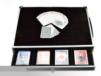 Close Up Case With Drawer For Magician Magic Tricks Carrying Box Illusions Gimmick Accessories Mentalism