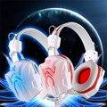 KOTION CADA GS310 3.5mm Gaming Auriculares Auricular CON EL MIC Para El ORDENADOR Portátil PS3 FPS LOL Luminosa