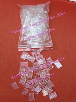Free shipping1000 pcs Flat Tip Keratin Glue/ Italian keratin for Pre Bonded Hair Extensions Repair