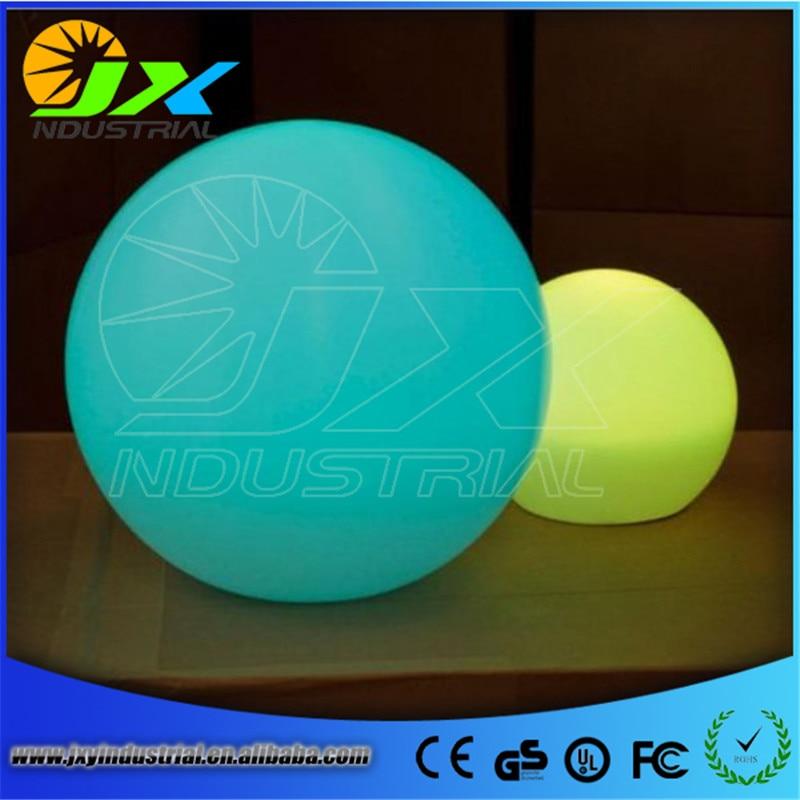 20cm Waterproof Floating LED Pool Balls table mood lamp LED Pool lights JXY