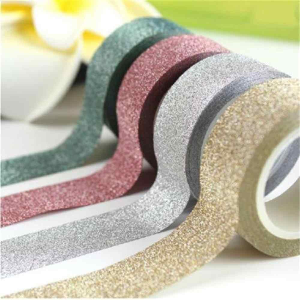 5เมตรDIYกาวG Litter Washiเทปกระดาษสติกเกอร์งานแต่งงานวันเกิดเทศกาลตกแต่งตกแต่งบ้าน