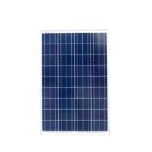 Solar Panel 12V 100W Poly Placas Solares De 12 Voltios Paneles Fotovoltaicos Placa Fotovoltaica China PVP100