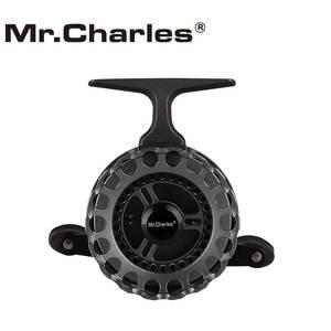 7ff6f36e5d3 Mr. Charles NND-H65 Ice Fishing Reel Strong plastic body Fly Fishing Reel  Raft