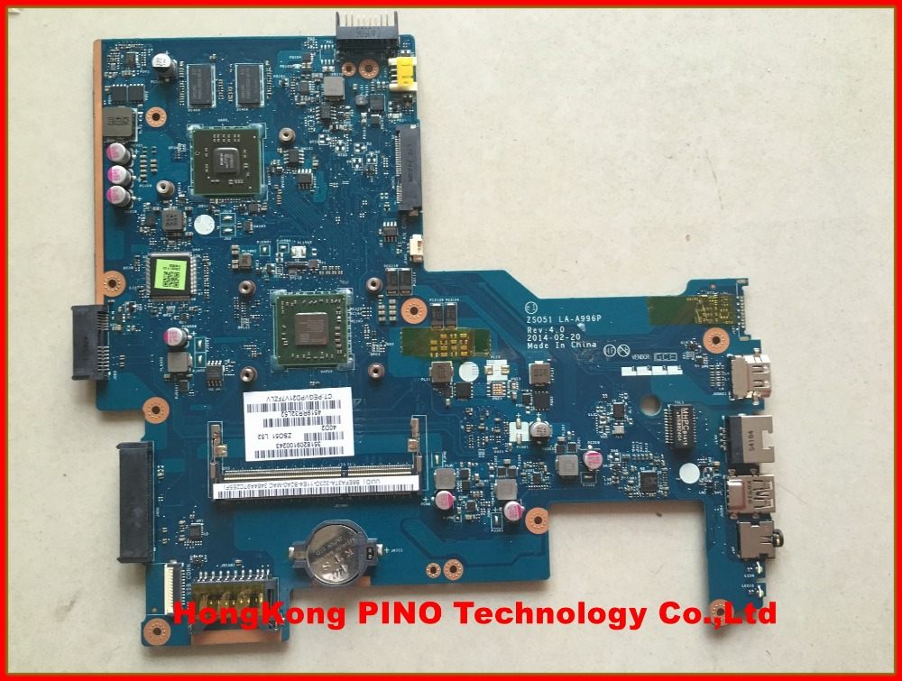 764269-501 system board For HP 15-G Laptop Motherboard ZS051 LA-A996P REV.40 mainboard 100% Tested