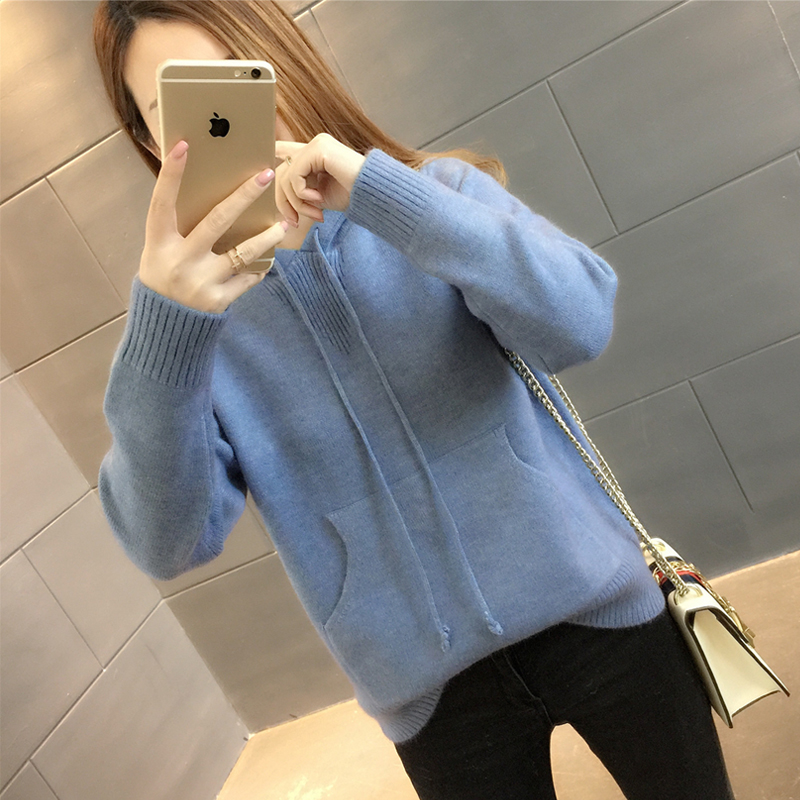 Cheap Wholesale 2018 New Summer Hot Selling Women's Fashion Casual Warm Nice Sweater  L397