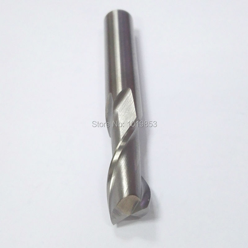 17X16X40X95 2 Flutes High speed steel HSS end mill straight shank milling cutter for machine  цены