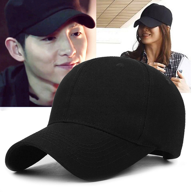 23b4b5e73fe New Lovers Caps Youth Men s Baseball Cap Male Solid color Adjustable  Sunscreen Hats Women s Visors Cap