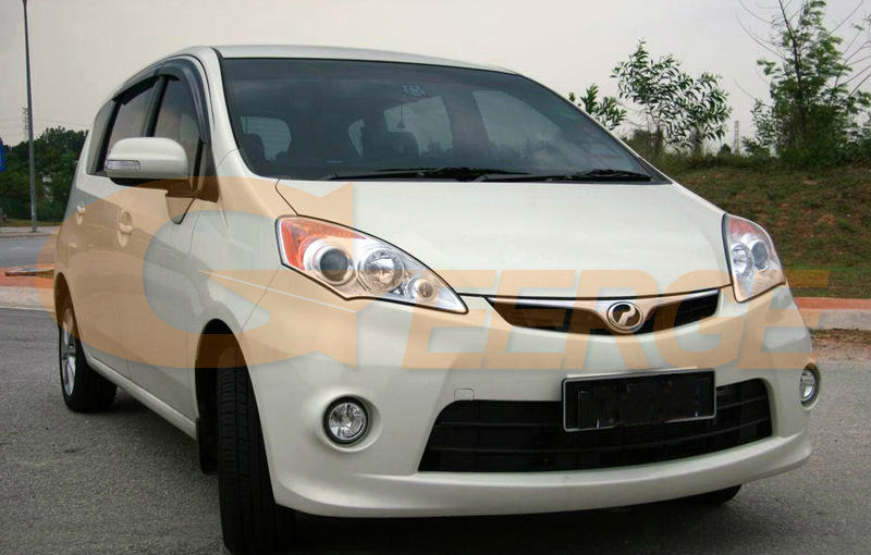 ccfl angel eyes Perodua Alza 2009 2010 2011 2012 2013 2014 2015(2)