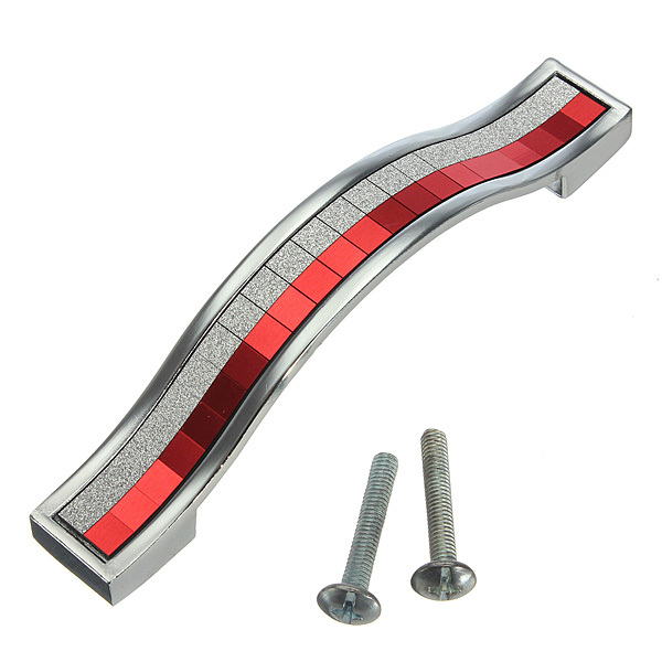 bedroom furniture pulls. hot sale shiny cabinet handle cupboard drawer pull bedroom modern furniture pulls red 128mm h
