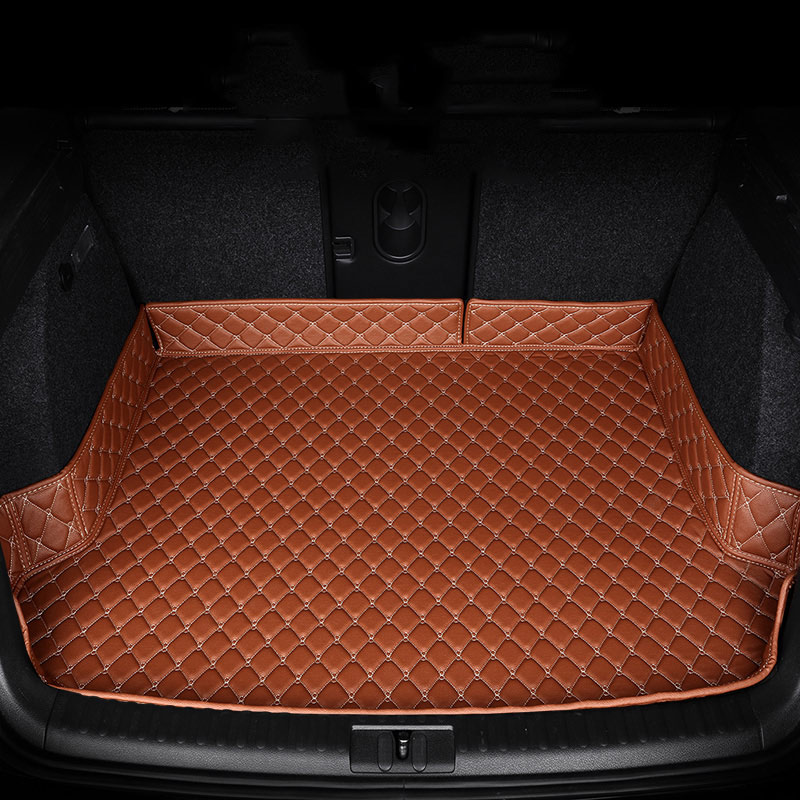 Car trunk mat,cargo liner, rear boot mat,custom fit for Lincoln MKC MKX Continental MKZ Land Rover Discover 4 Range Rover Sport custom fit car floor mats for land rover discovery 3 4 sport freelander 2 sport range rover sport evoque 3d carpet floor liner