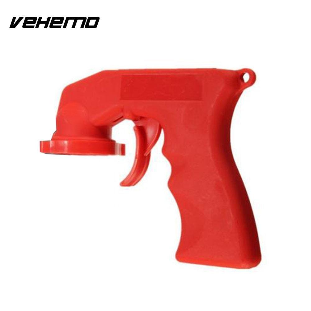 Vehemo Plastic Grip Paint Sprayer Handle Accessories Trigger Red Portable Automobile trigger