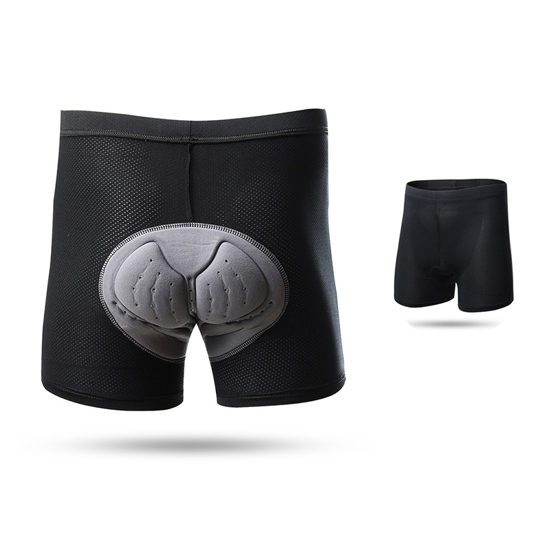 Men Bike Summer Comfort Cool Shorts GEL/Sponge Pad Cycling Underwear MTB Ciclismo Bicycl ...