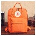 2016 Nova Escola mochila das Crianças mochila mochila de Lona Mini Clássico saco de Tamanho Grande de Alta Qualidade Factry produzir H715