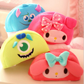 Plush toy 1pc creative Monsters University my melody girl  vehicle tissue paper towel decoration children stuffed gift for baby