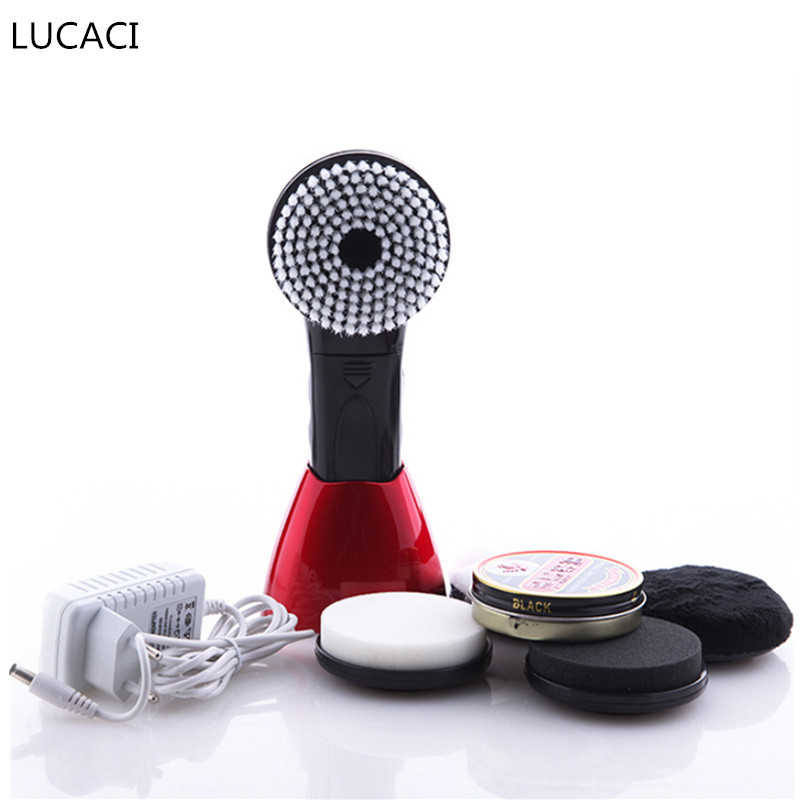 Electric Shoe Polisher Portable Mini Shoe Sole Cleaning Machine for Car USB Connector Automatic Efficiently Polishing Tool балетки car shoe