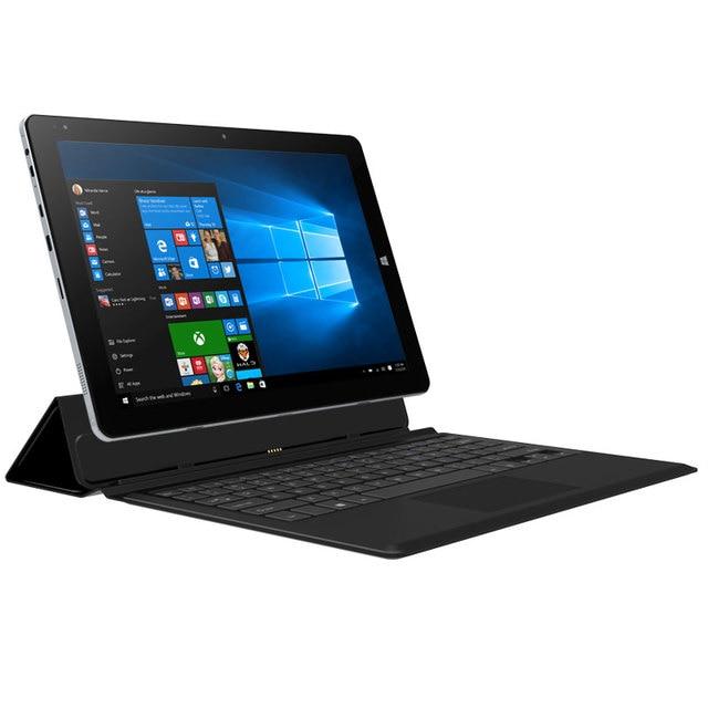 Chuwi HI10 Плюс Windows 10 + Android 5.1 IPS Экрана 1920x1280 Intel Cherry Trail Z8350 64bit 4 ГБ + 64 ГБ 10.8 дюймов Таблетки ПК Hdmi