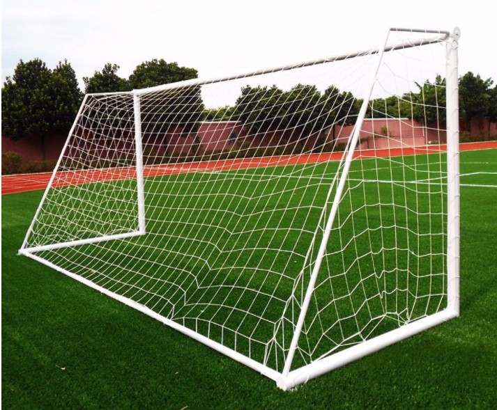 High quality!11V11 Soccer Goal Net Football Goal Net Size 7.26m*2.44m Polypropylene Football Net For 7 Person Soccer Match goal zero nomad 7