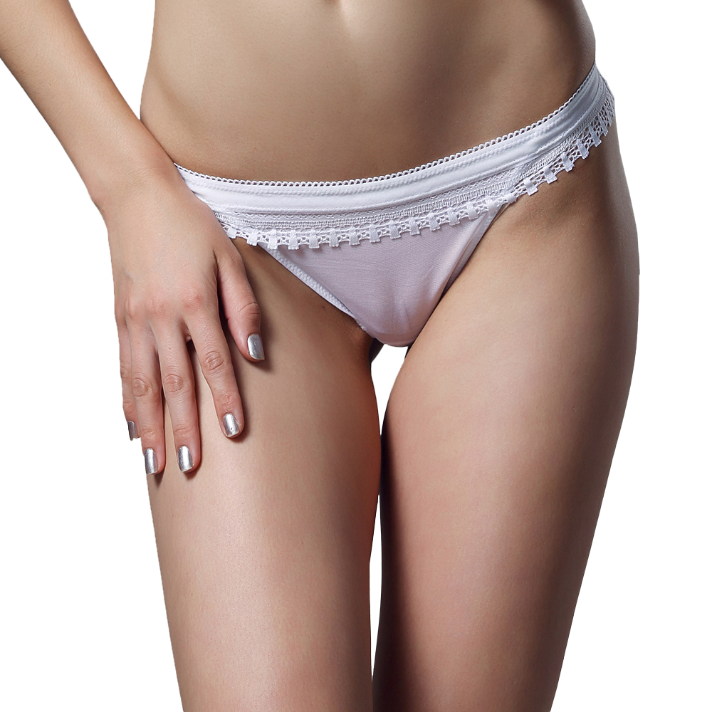 Victoria's Masquerade Women's Hollow Out Sexy Briefs Mesh Lingerie See Through Panties Solid Underwear For Young Girls