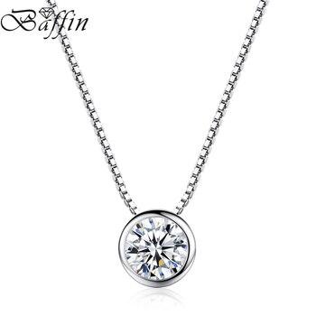 6ccc70003d22 Baffin caliente Vintage rodio plateado estrellas y luna colgantes cristales  de Swarovski elementos ...