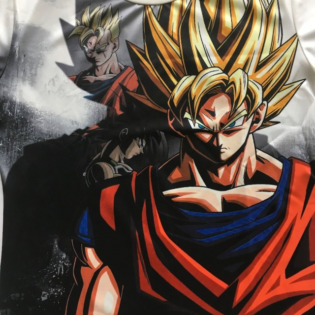Dragon Ball Z Super Saiyan 3D T-Shirt