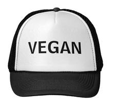 VEGAN baseball hat (2 colors)