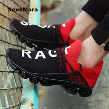 Outdoor Wedge High quality Fashion Men shoes Casual shoes Hot lovers Unisex air Cushioning Summer breathable mesh tenis feminino
