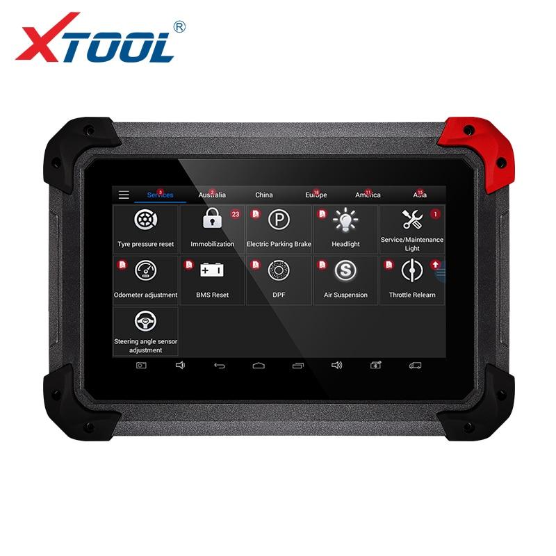 XTOOL EZ400pro инструмент диагностики OBD2 OBDII сканер Диагностический-инструмент бесплатного обновления онлайн инструмент диагностики авто беспла...