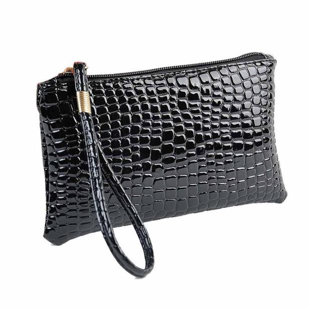 Women Wallet Purse Handbag Womens Crocodile PU Leather Clutch Handbag Bag Coin Purse Crocodile purse Clutch Purse Bag Women Bag
