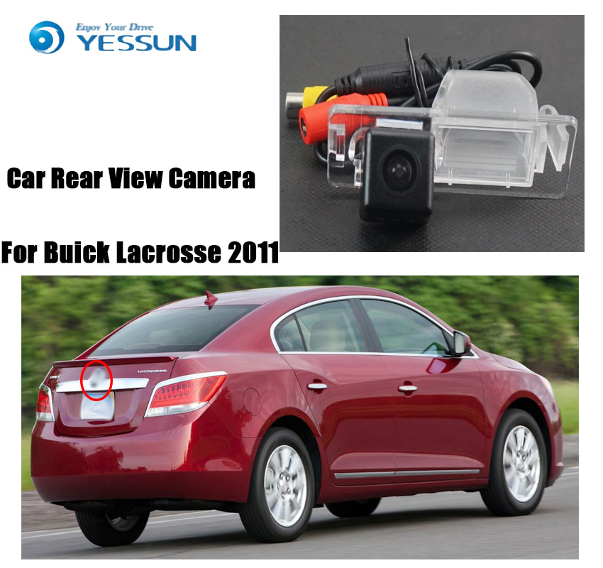 2013 Buick Lacross: YESSUN For Buick Lacrosse 2011 2012 2013 Reverse Backup