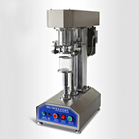 Stainless Steel Zip Top Ring Pull Pop Top Can Meatal Cap Sealing Capping Machine Aluminum Tin