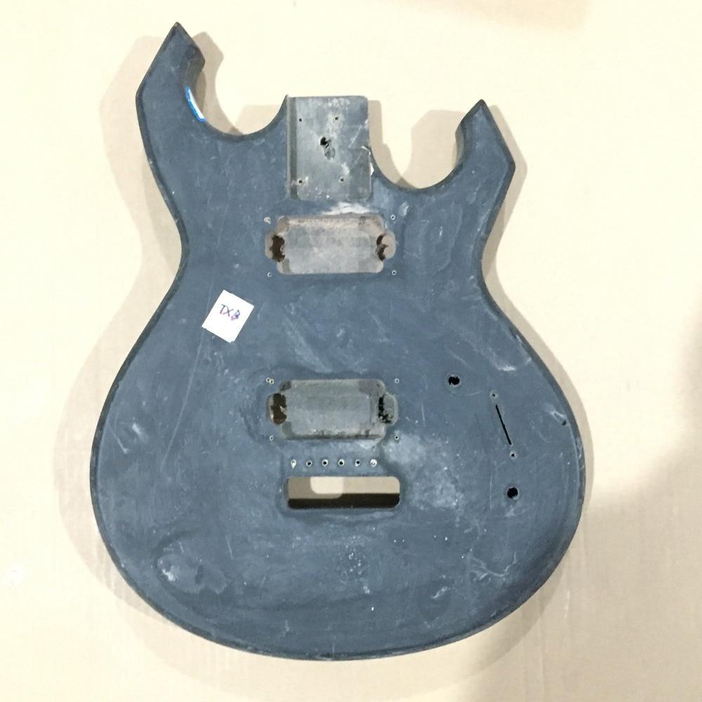 Afanti musique guitare électrique/bricolage corps de guitare électrique (ADK-808)