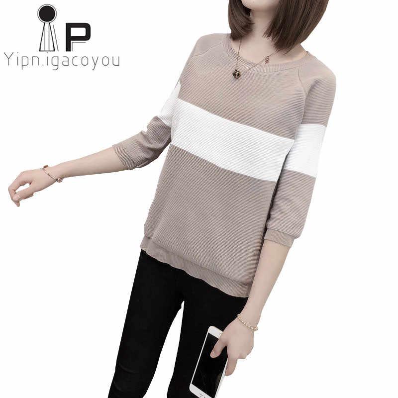 المتناثرة T قميص المرأة الكورية قمم المرأة المحملة قميص نصف كم عارضة الصيف زائد حجم Ulzzang الشارع الشهير أزياء السيدات T قميص