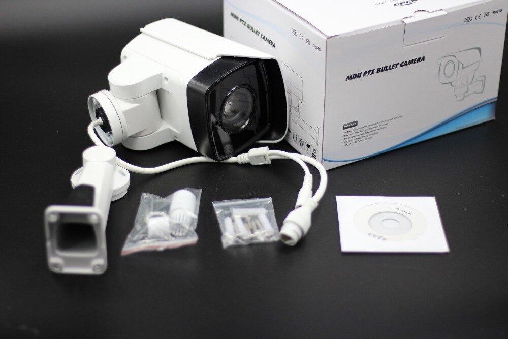 POE Onvif Мини ip камеры ptz 10x зум камеры ptz ip 1080 P full hd 2,0 мегапиксельная 80 м ИК ночного видения высокая скорость ip камеры ptz