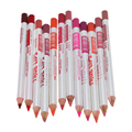 12Pcs/Lot 12 Colors/Set Waterproof Lip Liner Pencil Professional Long Lasting Lipliner pen Makeup Tools