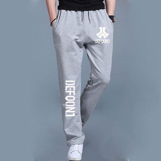 New Autumn Mens Joggers Defqon 1 Fitness Casual Joggers Sweatpants Bottom Music Concert DJ For Cool And Fashion Pants For Men 3