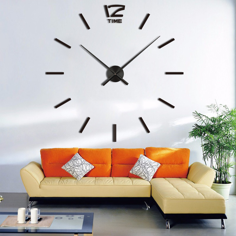 clock bracelet picture more detailed picture about 2017 sale 3d large wall clock modern