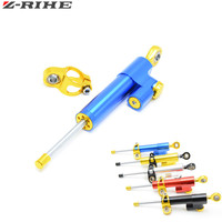 CNC Motorcycle Adjustable Steering Damper Stabilizer Reserve Safety Control for Honda CBR 1000 RR Hornet 600 900 VTR 1000 SP 2