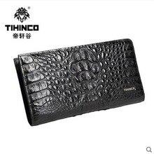 tihinco real Crocodile women handbag luxury men bags leather crocodile grain man hand bag business hand caught men clutches